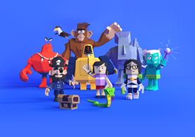 Un grupo de personajes ayudará a que los pequeños materialicen todo lo que conciba su imaginación. (Foto: Hemeroteca PL).