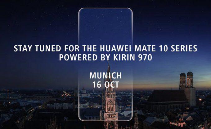 Durante la IFA también se dio a conocer el nuevo modelo de Huawei, el Mate 10 y Mate 10 Pro, que utilizarán el chip Kirin 970. (Foto Prensa Libre: liliputing).