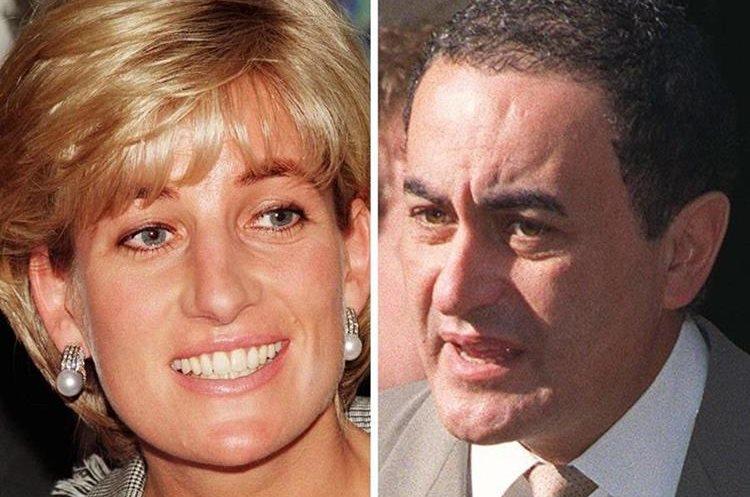 Allegados a Diana aseguraban que ella había encontrado el amor verdadero en Dodi Al Fayed, un multimillonario egipcio y con quien falleció el 31 de agosto de 1997. (Foto: EFE)