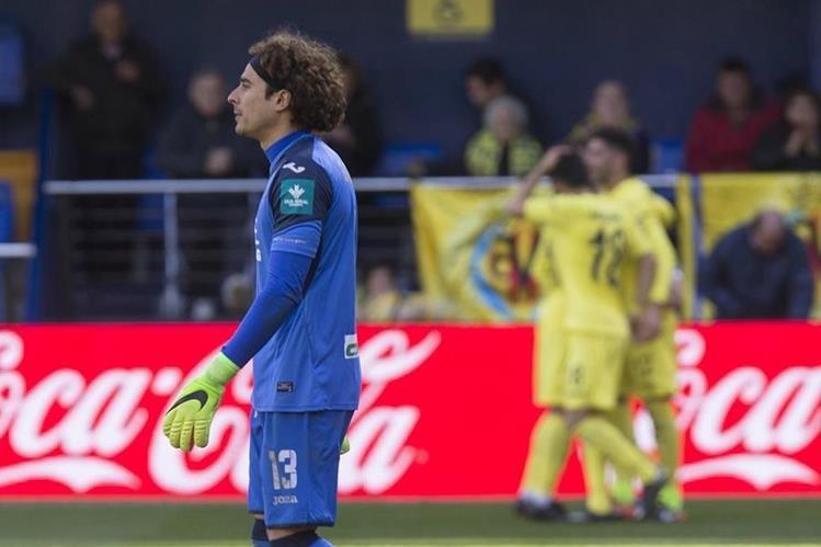 Al Villarreal le regresó la alegría luego de derrotar al Granada. (Foto Prensa Libre: EFE)