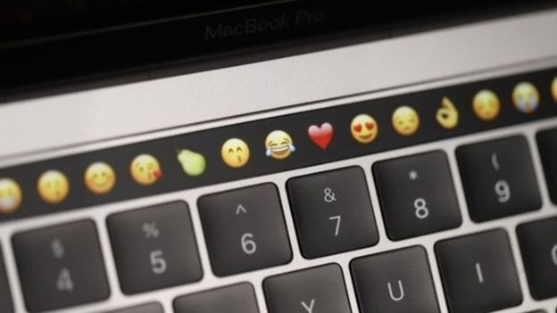 "El ""Touch Bar"" es una de las innovaciones de la nueva MacBook Pro. (GETTY IMAGES)"
