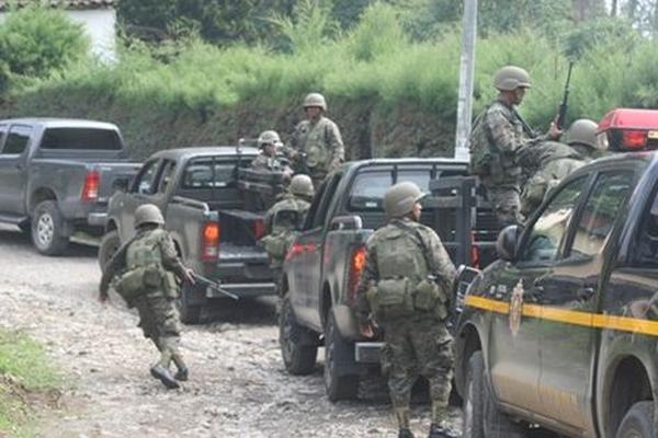 <p>El 95% de las drogas que llegan a América del Norte desde América del Sur pasan a través de Centroamérica. (Foto Prensa Libre: Archivo)<br></p>