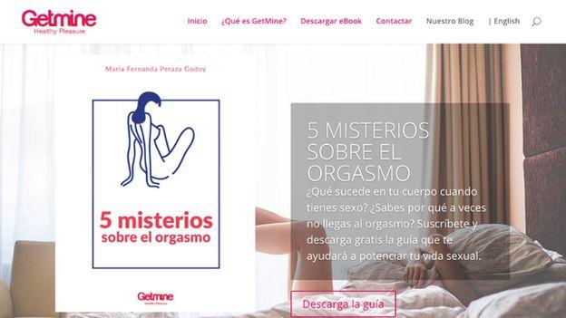 En GetMine Healthy Pleasure la información está en español. (GETMINE)