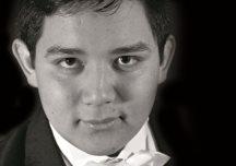 Andrés Marroquín, tenor guatemalteco. (Foto Prensa Libre: Cortesía)