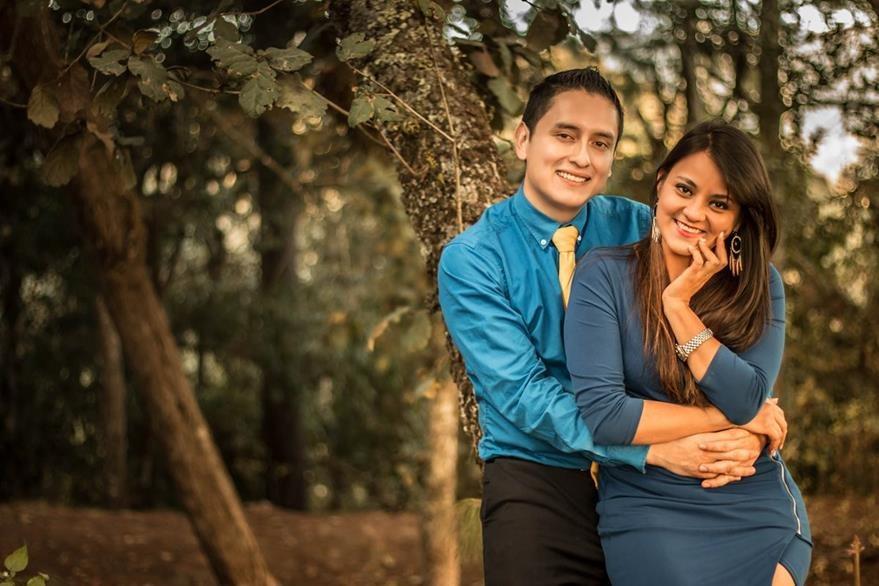Érick Lancerio le propondría matrimonio a Vilma Gabriela el 1 de julio, pero la violencia no le permitió cumplir ese sueño. (Foto Prensa Libre: Cortesía)