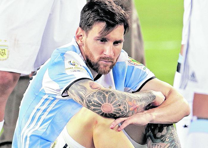 Argentina deberá resurgir contra Chile para no despegarse de los punteros en la clasificatoria mundialista de la Conmebol (Foto Prensa Libre: Hemeroteca PL)