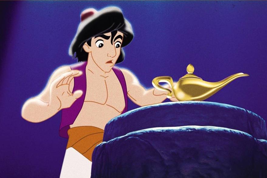 Aladino volverá a la pantalla grande. (Foto Prensa Libre: Disney)