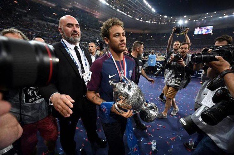 ¿El Mundial es decisivo para el fichaje de Neymar?