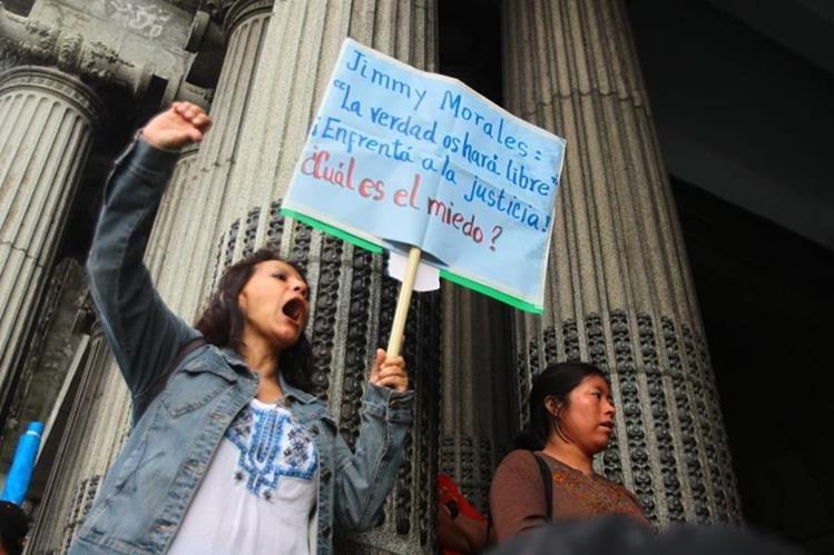 Corte Suprema de Guatemala ordena apertura de antejuicio contra Presidente Jimmy Gutiérrez