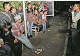 Atletas de levantamiento de potencia se quedaron sin entrenador y se acercan competencias importantes. (Foto Prensa Libre: Eduardo Sam)