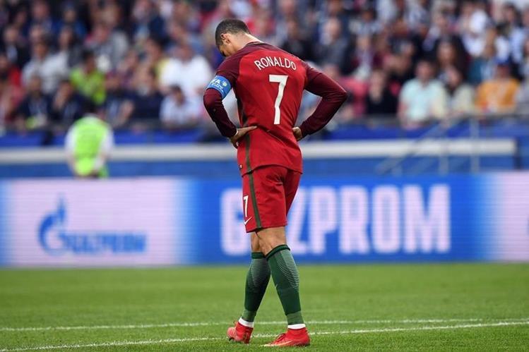 El portugués Cristiano Ronaldo fue citado a declarar por presunto fraude fiscal el 31 de julio. (Foto Prensa Libre: AFP)
