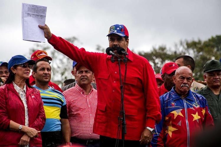 Caracas acusa a Almagro de ser