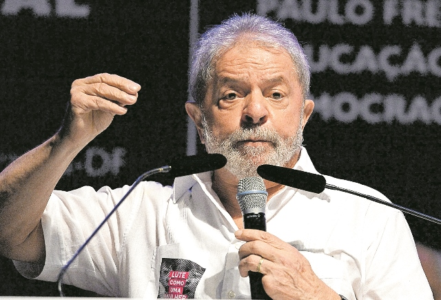 Inácio Lula da Silva, expresidente brasileño. (Foto: Hemeroteca PL)