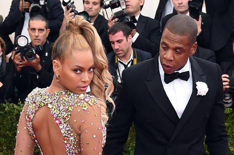 Beyoncé y Jay-Z ya tienen una hija de 5 años. Ahora suman dos integrantes más a su familia. (Foto Prensa Libre: AFP).