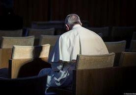 El pontificado de Francisco cumple el domingo tres años con numerosas reformas destinadas a dar una nueva imagen a la Iglesia. (Foto Prensa Libre: AFP).