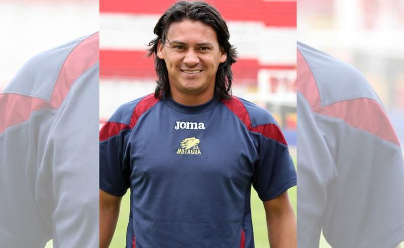Walter López también jugó con Motagua en el futbol hondureño. (Foto Prensa Libre: Diario Diez)