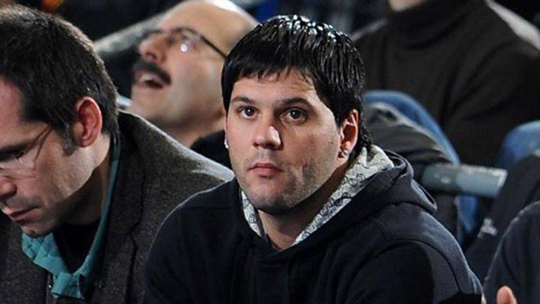 Matías Messi fue detenido en octubre del año pasado. (Foto Prensa Libre: Hemeroteca)