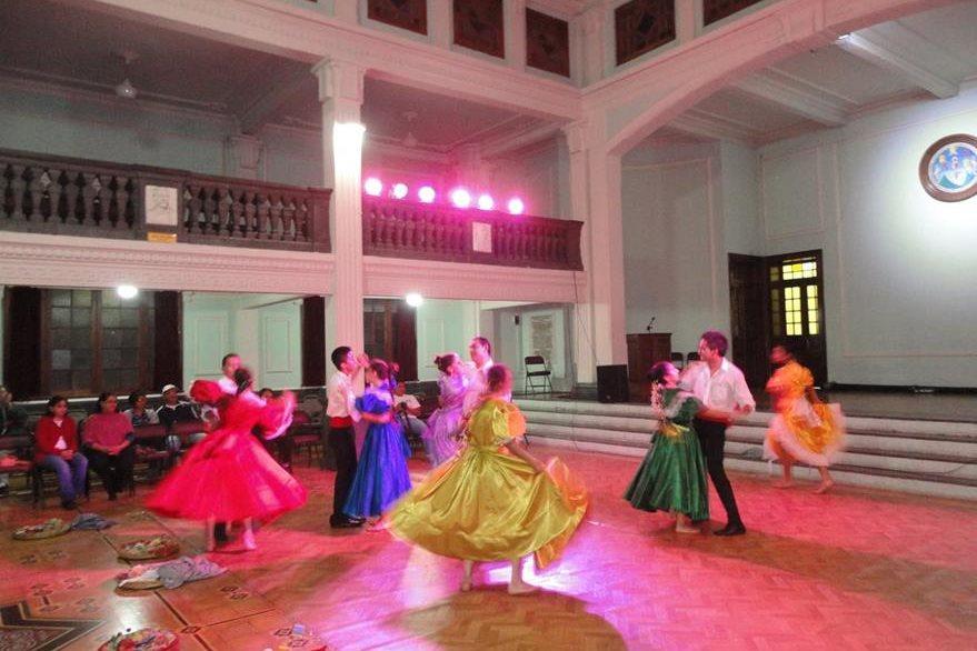 Danzas tradicionales se podrán apreciar en algunos escenarios del Centro Histórico. (Foto Prensa Libre: Hemeroteca PL)
