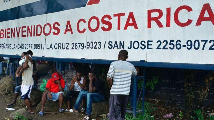 """La abundante migración nicaragüense a Costa Rica ha convertido a los """"nicas"""" en sujetos de prejuicios. AFP"""