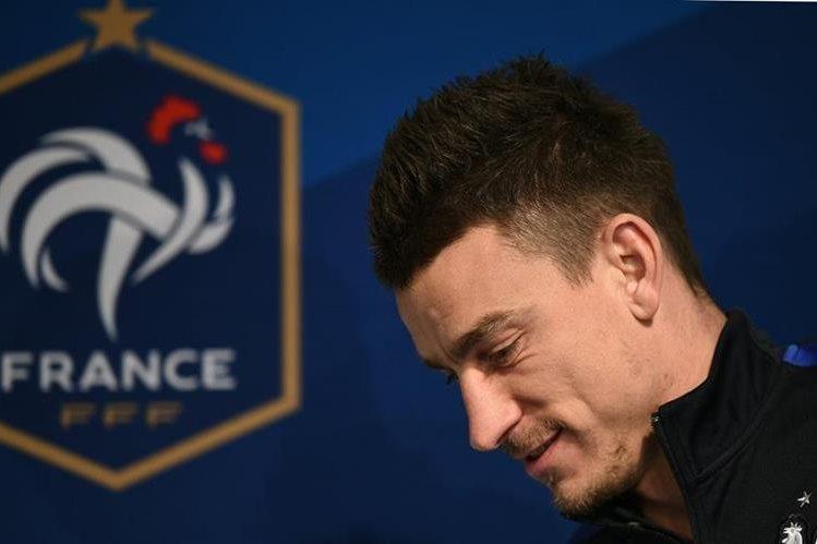 Laurent Koscielny confía en la seguridad que les brinda la Selección de Francia. (Foto Prensa Libre: AFP)