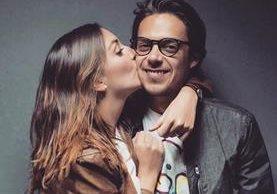 Regina Blandón y Roberto Flores contrajeron matrimonio el pasado sábado 2 de septiembre en una ceremonia privada. (Foto Prensa Libre: Instagram).
