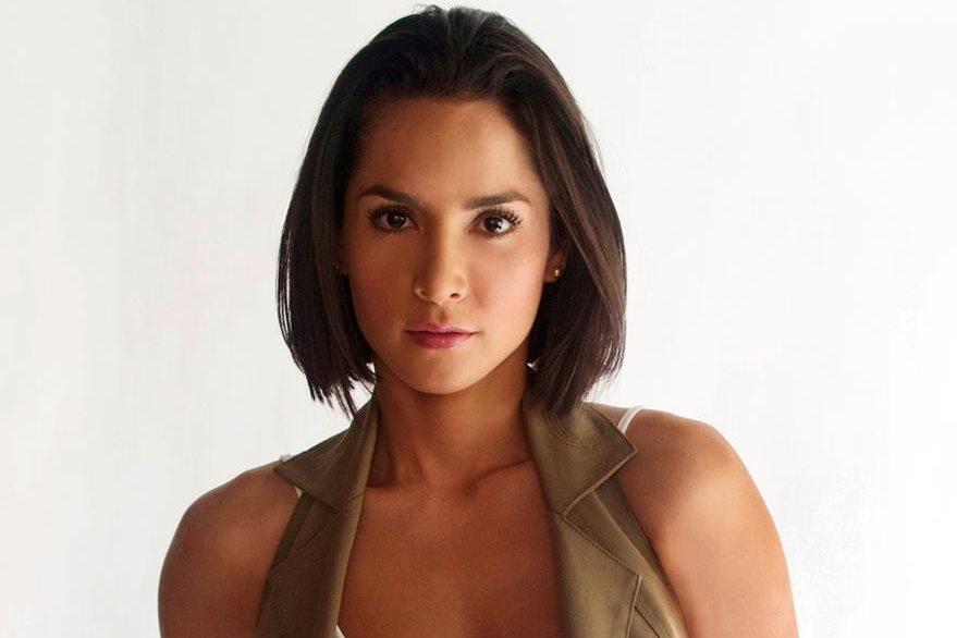 El personaje de Leonor Ballesteros le da vida a la serie. (Foto Prensa Libre: Apis Comunicaciones)