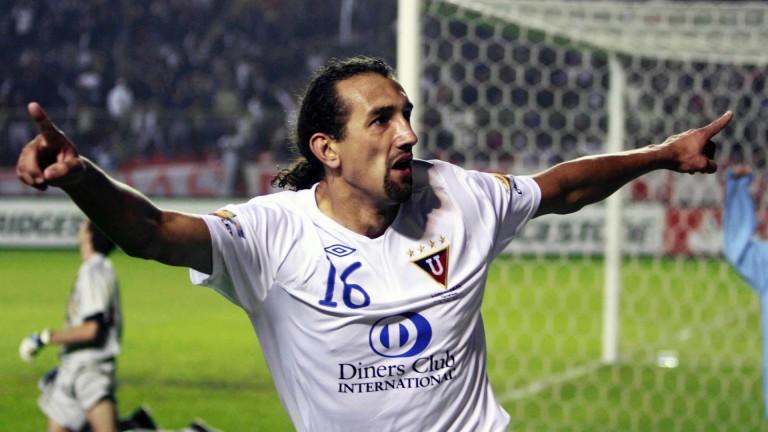 Barcos tiene una amplia trayectoria en el futbol. (Foto Prensa Libre: Tomada de internet)