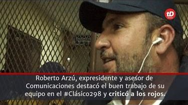 Arzú critica a Municipal