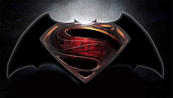 Batman v Superman, el nuevo logotipo. (Foto Prensa Libre: Hemeroteca PL)