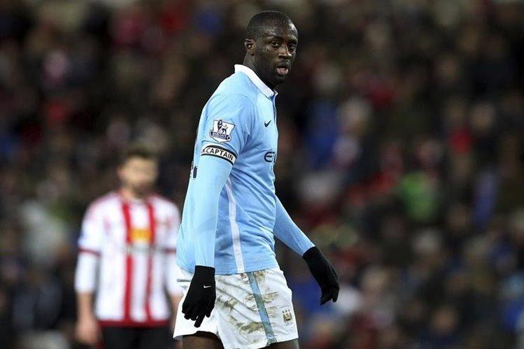 Manchester City anunció la renovación del mediocampista marfileño Yaya Touré