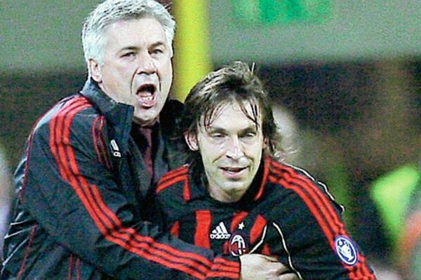 El técnico italiano, Carlo Ancelotti confiesa que podría volver al club italiano con el que ganó dos Champions. (Foto Prensa Libre: Hemeroteca PL)