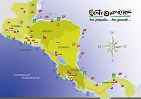 Algunos tours por Centroamérica incluyen visitas a atractivos naturales, ciudades coloniales, playas, y sitios arqueológicos. (Foto, Prensa Libre, Hemeroteca PL)