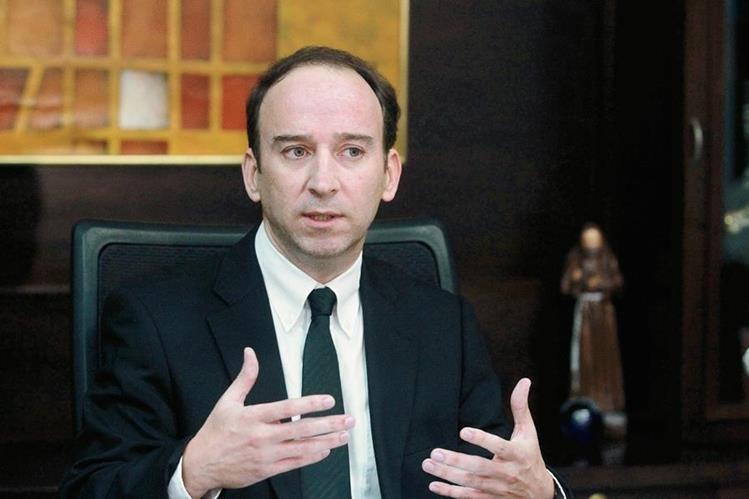 Jorge de León, Procurador de los Derechos Humanos. (Foto Prensa Libre: Hemeroteca PL)