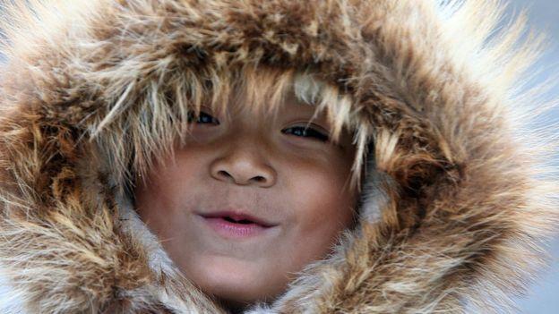 Parte de la población de Alaska es de ancestro esquimal. AFP