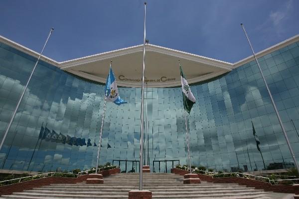 <p>Sede de la Contraloría General de Cuentas.<br></p>