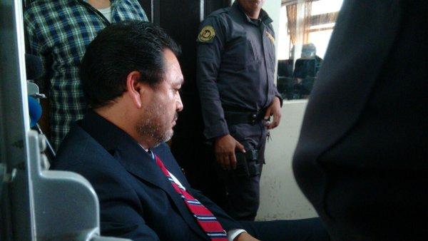 Gudy Rivera deberá enfrentar juicio oral y público por tráfico de influencias y cohecho activo. (Foto Prensa Libre: Jerson Ramos)