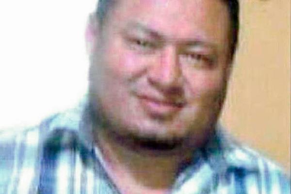 Wilmer Puerto, funcionario de la alcaldía del municipio de Jocón, Honduras. (Internet9