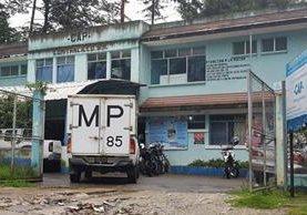 El Ministerio Público de San Marcos investiga si hubo negligencia por parte de los constructores. (Foto Prensa Libre: Whitmer Barrera)