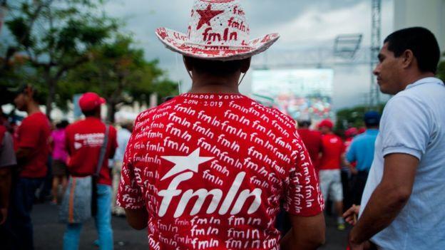 El FMLN llegó a poder por la vía democrática en 2009. (AFP).