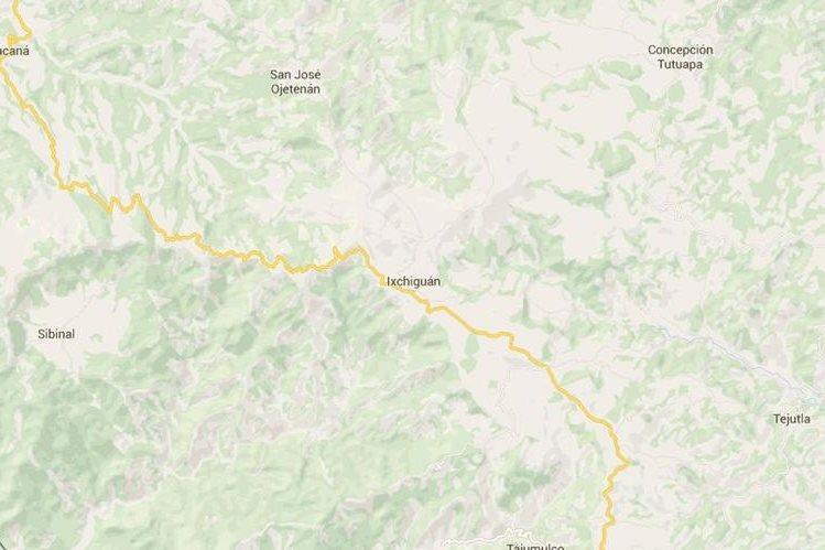 Ixchiguán, San Marcos, está a 68 kilómetros de la cabecera municipal y unos 348 kilómetros de la capital. (Foto Prensa Libre: Google)