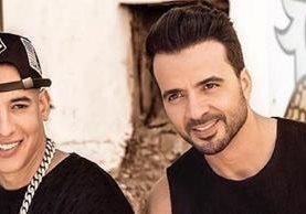 La canción Despacito de Luis Fonsi y Daddy Yankee, batió récord en la plataforma de música Spotify. (Foto Prensa Libre: Hemeroteca PL)
