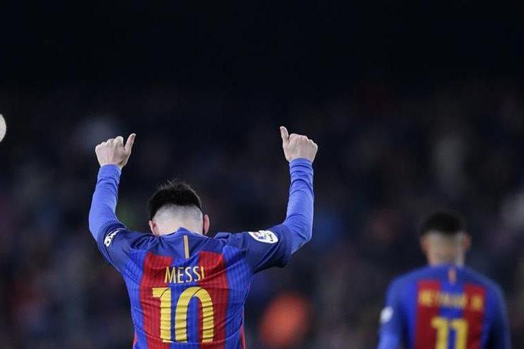 Al termino de la Copa América, Lionel Messi dijo que se retiraría de la Selección de Argentina. (Foto Prensa Libre: AFP)