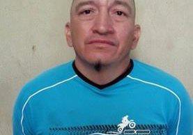 Nardo Nancy Mérida Escobar es capturado en Coatepeque sindicado de asesinato en grado de tentativa. (Foto Prensa Libre: PNC)