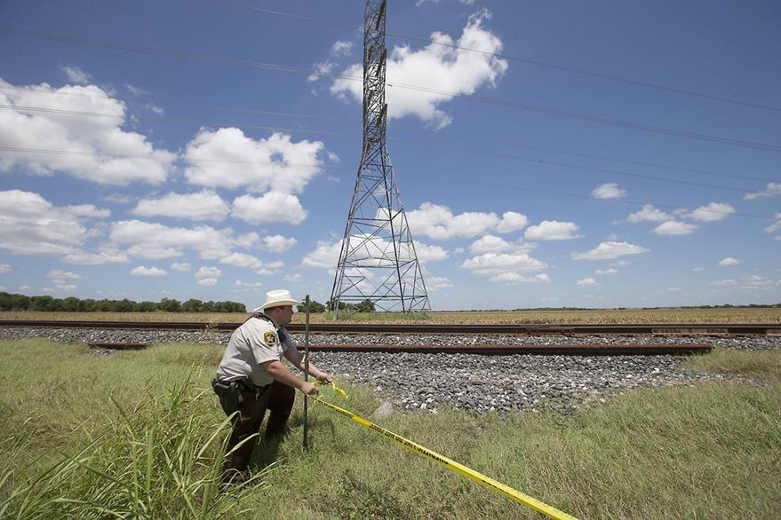 El lugar donde ocurrió la tragedia es mayoritariamente destinado a cultivos agrícolas. (Foto Prensa Libre: AP).