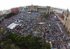 Así lo graficó Prensa Libre, puntos exclusivos y fotos de dron para la historia.