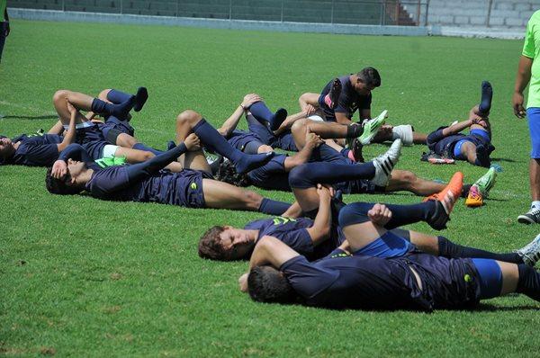 Antigua es líder del torneo Clausura 2016. (Foto Prensa Libre: Carlos Vicente)