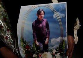 Jaqueline Paola Catinac murió el 8 de marzo en el incendio del Hogar Seguro Virgen de la Asunción, en la capital. (Foto Prensa Libre: María José Longo)