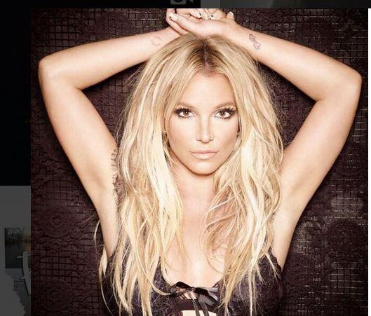 Britney Spears se prepara para el estreno en televisión de su tema musical. (Foto Prensa Libre: Instagram Britney Spears)