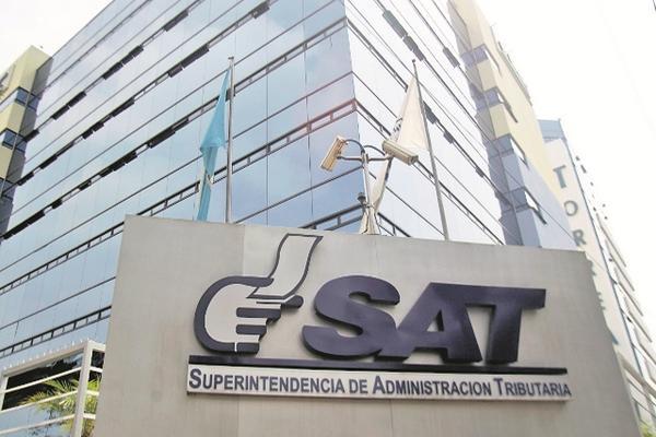 SAT hace pública la planilla de colaboradores. (Foto Prensa Libre: Hemeroteca PL)