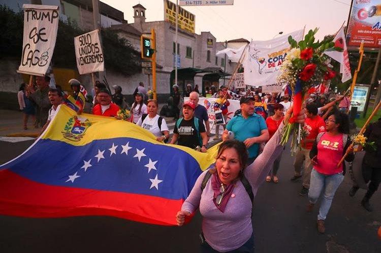 Maduro asegura que hay un plan internacional para sabotear las elecciones